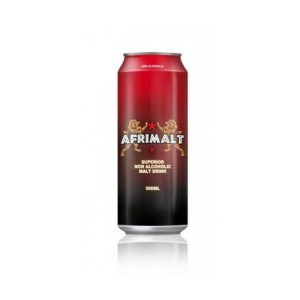 can of Afrimalt