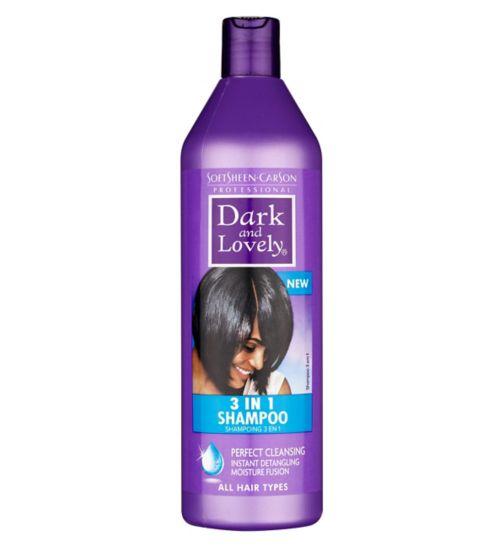 Dark n lovely 3-in-1 shampoo