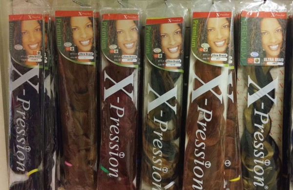 X-pression Hair Extensions
