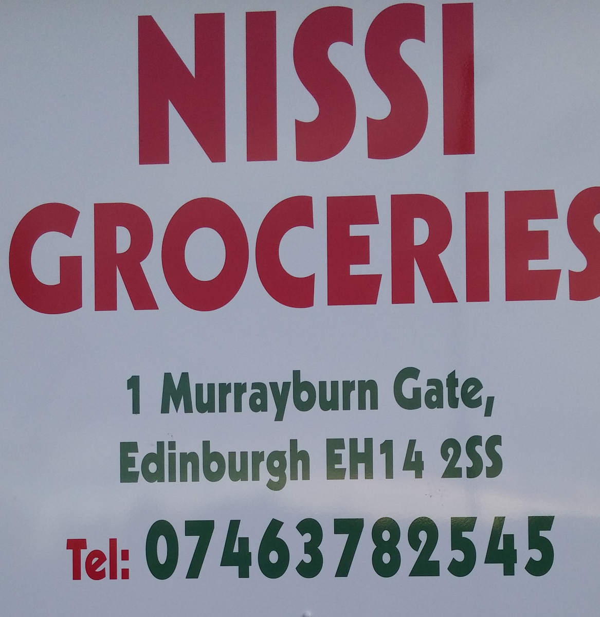 Nissi Groceries