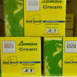 A3 Lemon Body Cream