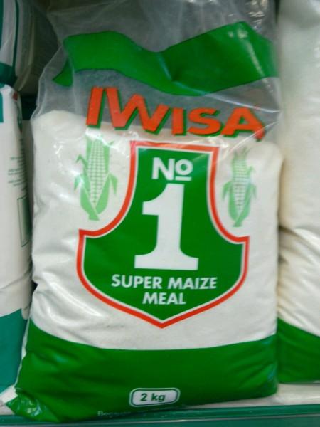 Iwisa MAize Meals