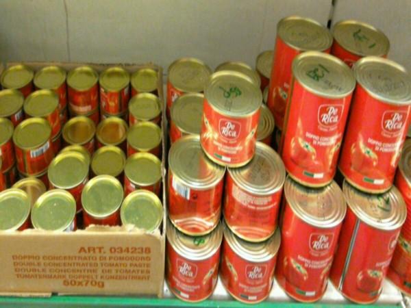De Rica Tomato Puree