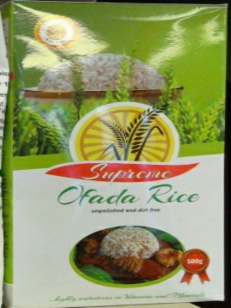 Supreme Ofada Rice