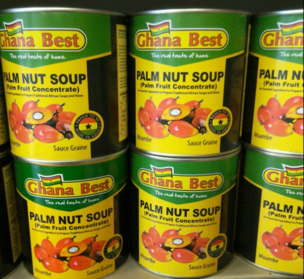 Best of Ghana Palm Nut Soup