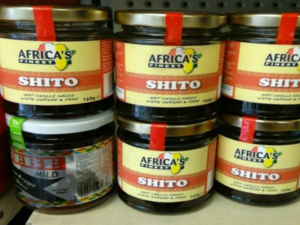 Africa's Finest Shito