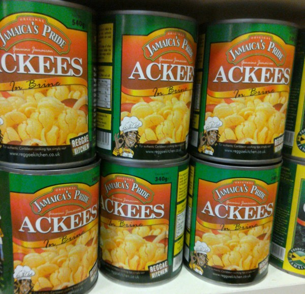 Jamaica's Pride Ackees