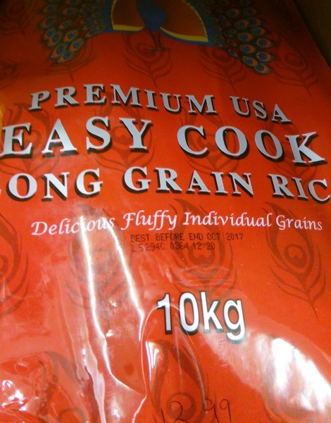 Peacock Easy Cook Rice