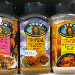 Tex's seasonings
