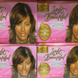 Soft & Beautiful No-Lye Creme Relaxer System