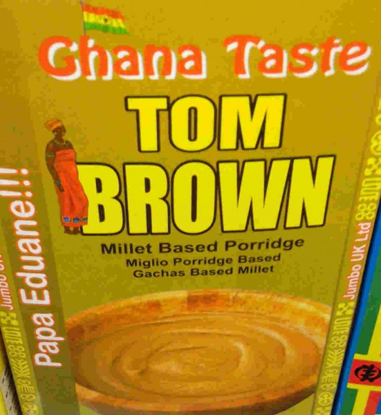 Ghana Tom Brown
