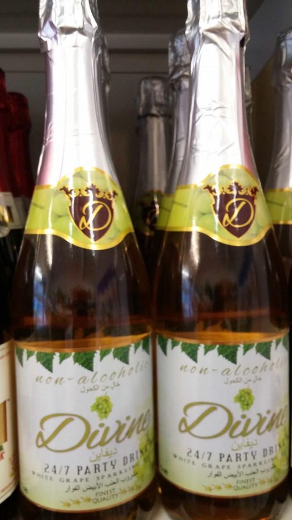 Divine Non Alcoholic Wine